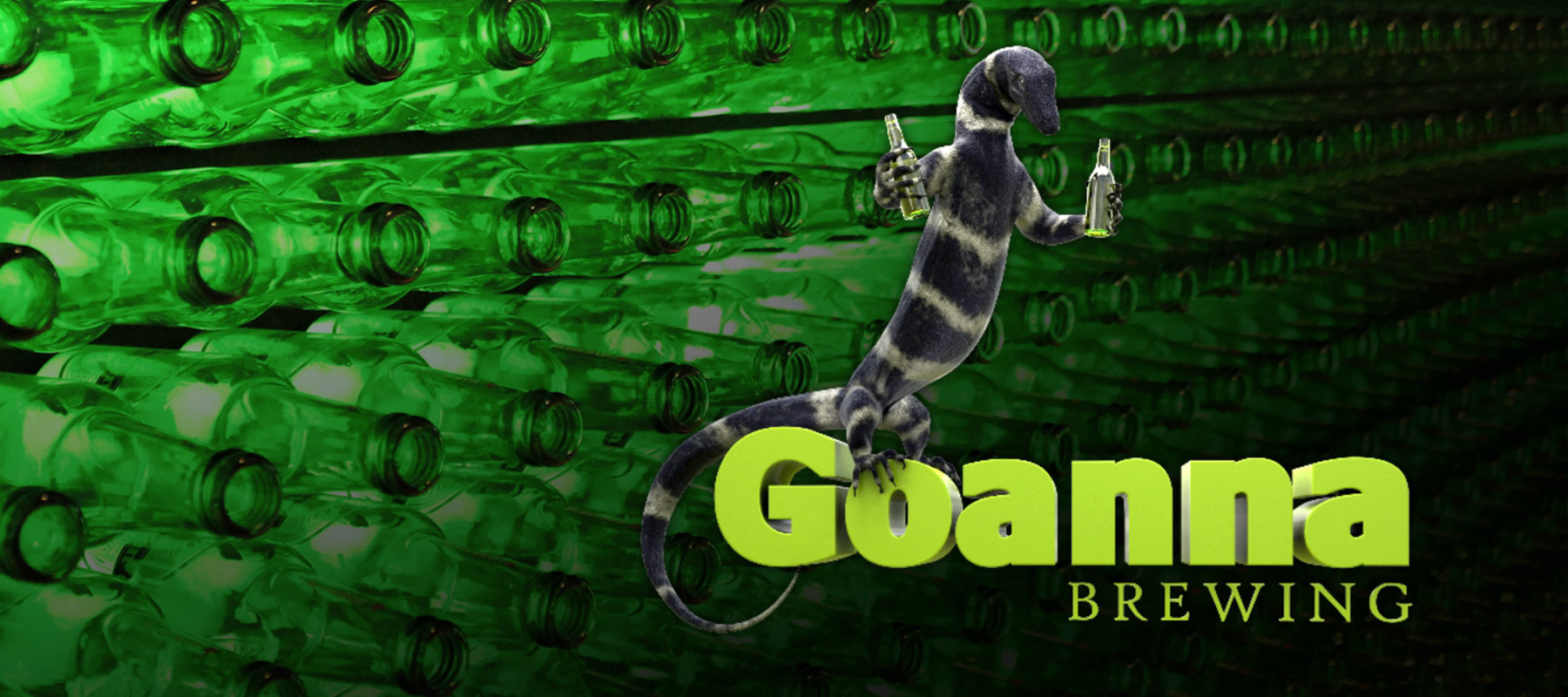 Goanna Brewing logo